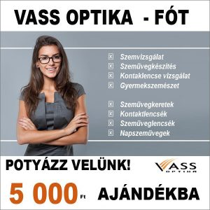 Vass Optika – Fót @ Vass Optika – Fót