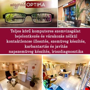 Mogyoródi Optika