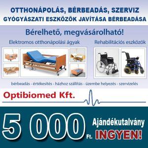 Gyógyászati eszközök - Budapest @ Optibiomed
